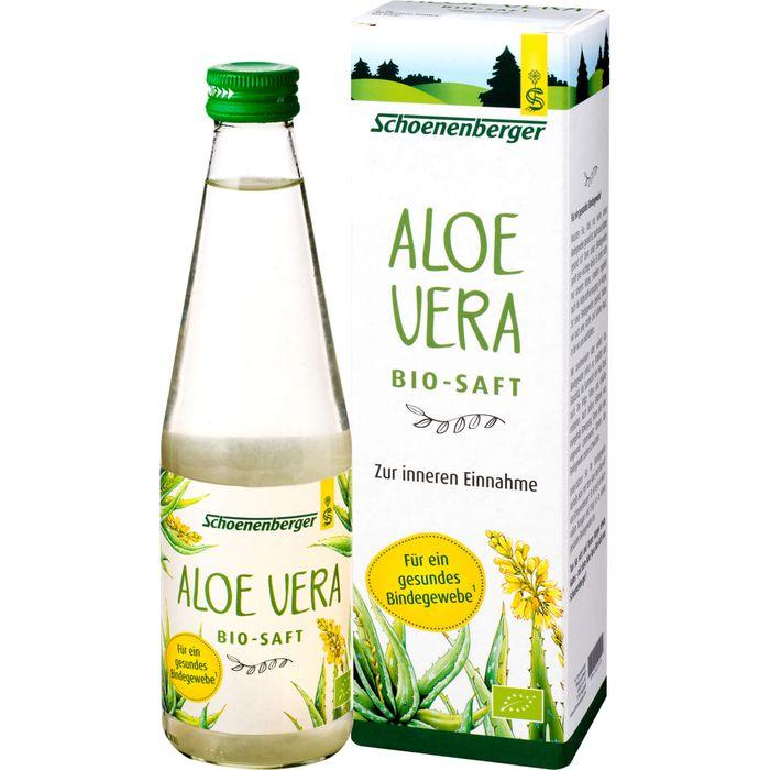 ALOE VERA SAFT Bio Schoenenberger
