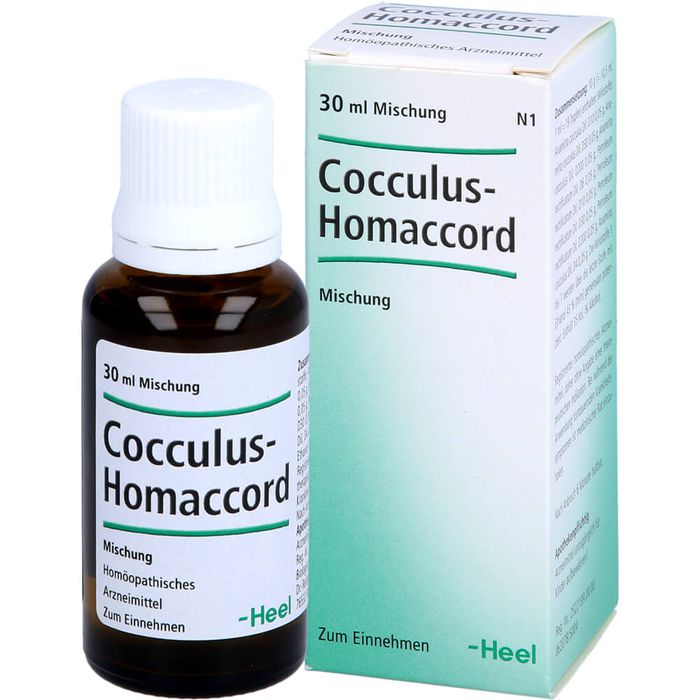 COCCULUS HOMACCORD Tropfen