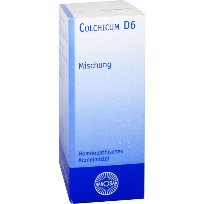 COLCHICUM D 6 Dilution