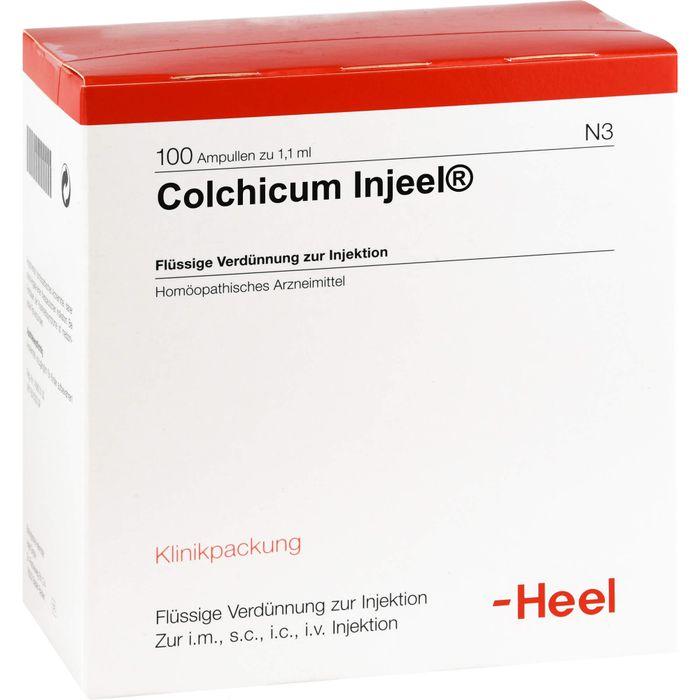 COLCHICUM INJEEL Ampullen
