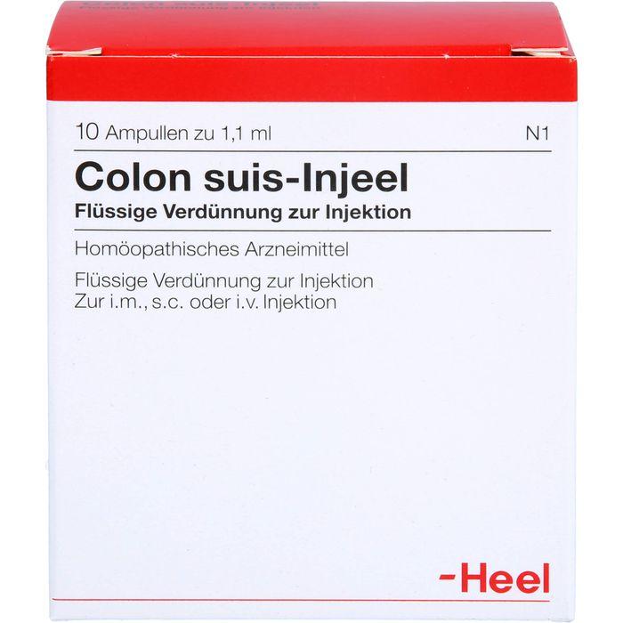 COLON SUIS Injeel Ampullen