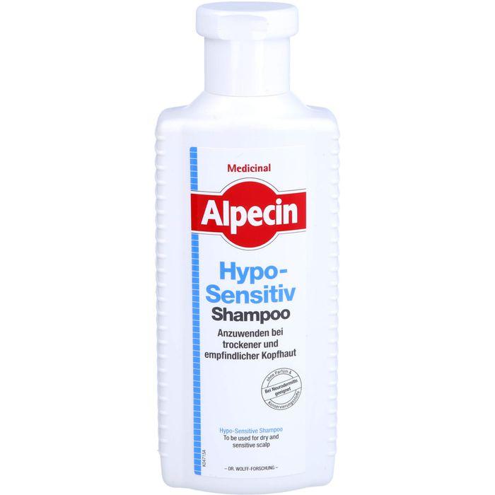 ALPECIN Hypo Sensitiv Shampoo b.tr.+empf.Kopfh.