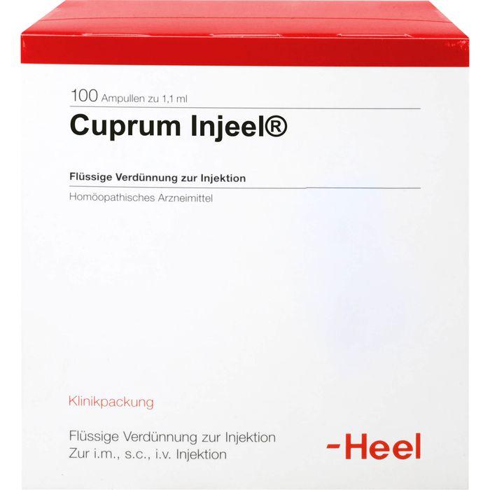 CUPRUM INJEEL Ampullen