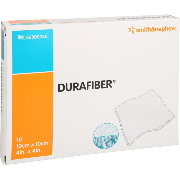 DURAFIBER 10x10 cm Verband
