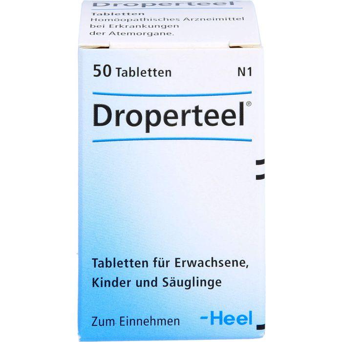 DROPERTEEL Tabletten