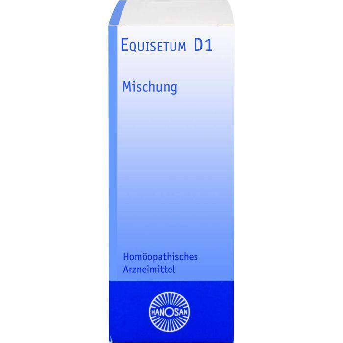 EQUISETUM D 1 Dilution