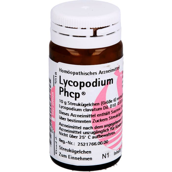 LYCOPODIUM PHCP Globuli