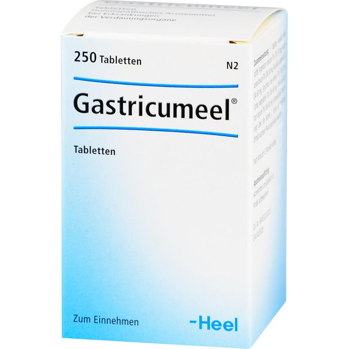 GASTRICUMEEL Tabletten