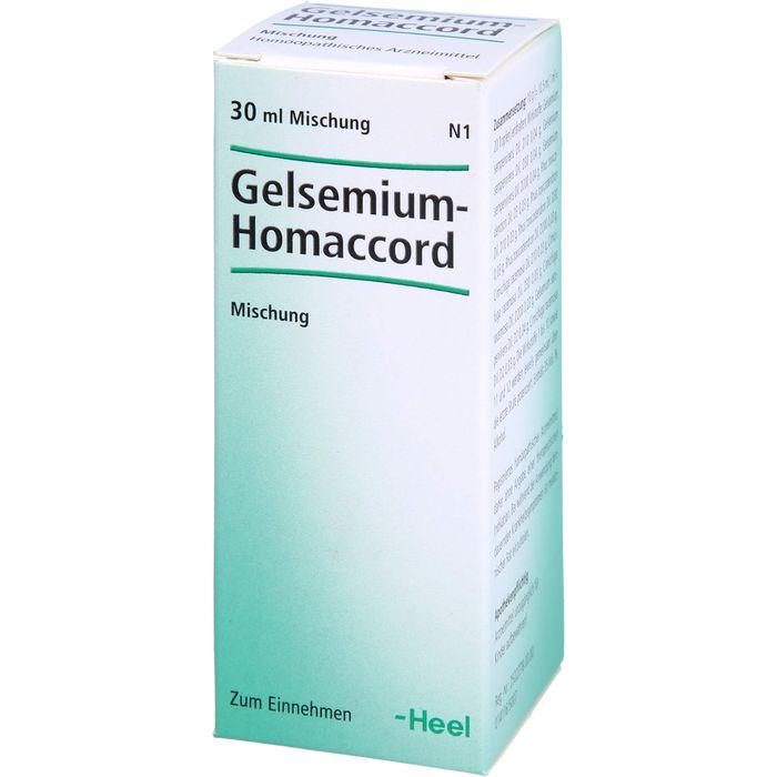 GELSEMIUM HOMACCORD Tropfen