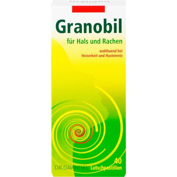Dr. Grandel GRANOBIL Grandel Pastillen