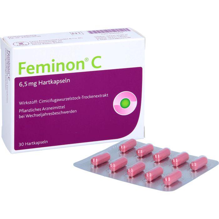 FEMINON C Hartkapseln