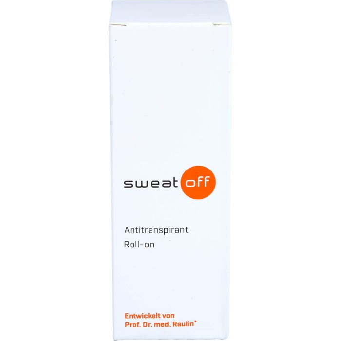 SWEAT-OFF Antiperspirant Deo-Roller