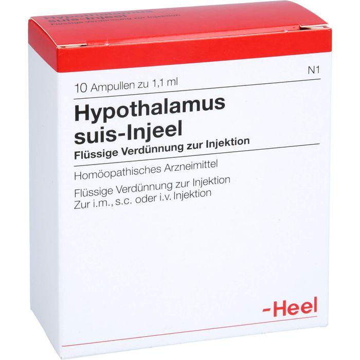 HYPOTHALAMUS suis Injeel Ampullen