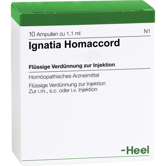 IGNATIA HOMACCORD Ampullen