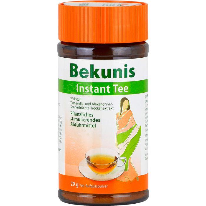 BEKUNIS Instanttee