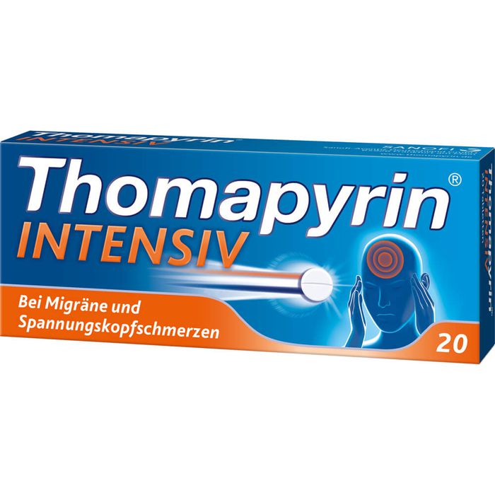 THOMAPYRIN INTENSIV Tabletten