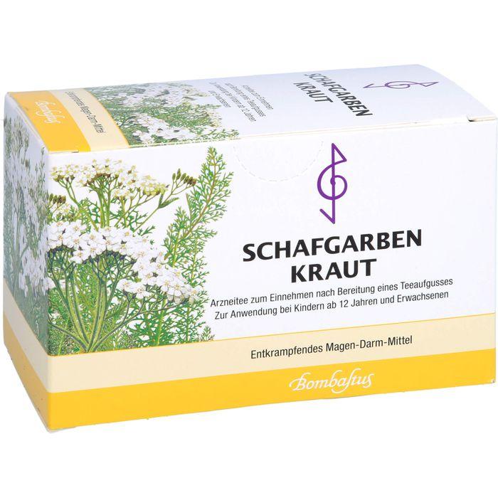SCHAFGARBENKRAUT Tee Filterbeutel