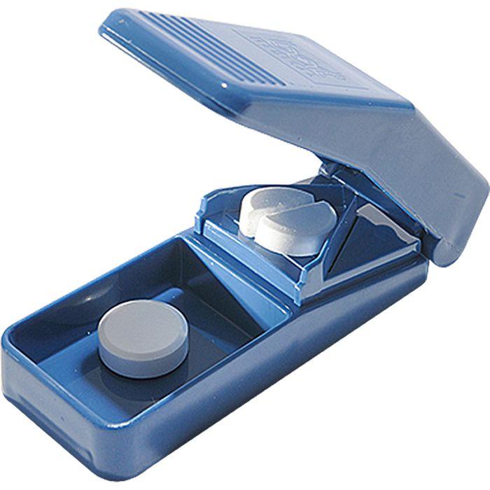 BORT EasyLife Tablettenteiler blau