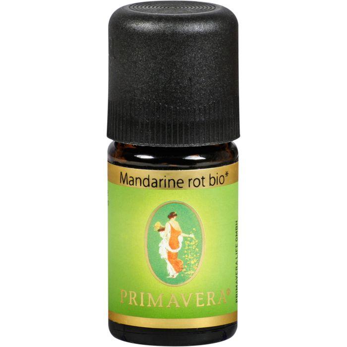 MANDARINE ROT kbA ätherisches Öl