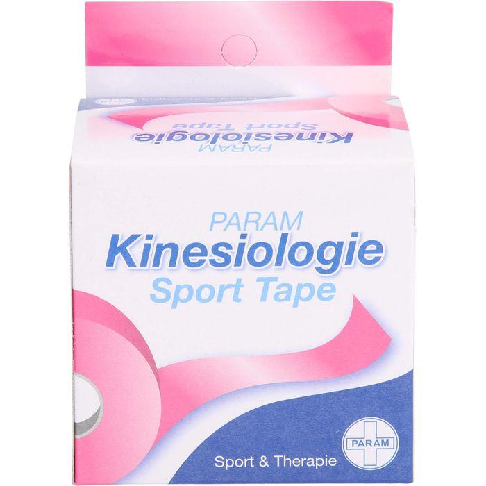 KINESIOLOGIE Sport Tape 5 cmx5 m pink