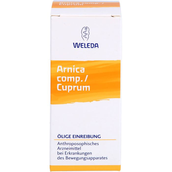 ARNICA COMP./Cuprum ölige Einreibung