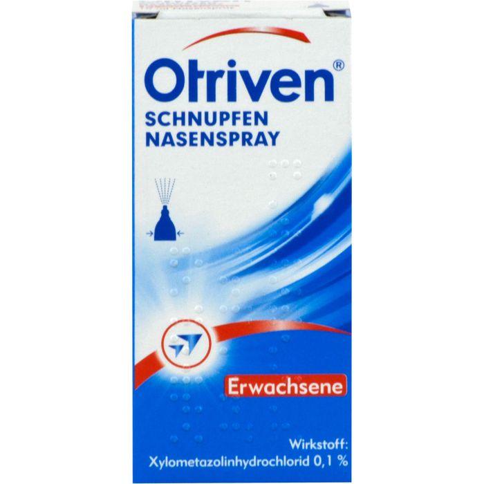 OTRIVEN 0,1% Spray f.Erw.u.Schulkdr.