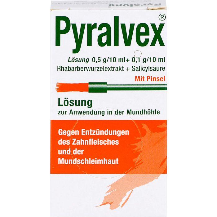 PYRALVEX Lösung