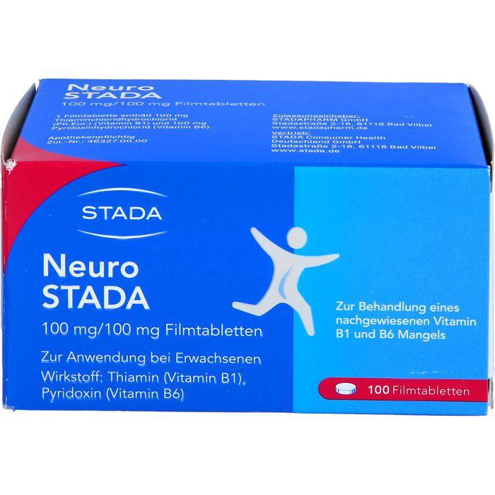 NEURO STADA Filmtabletten