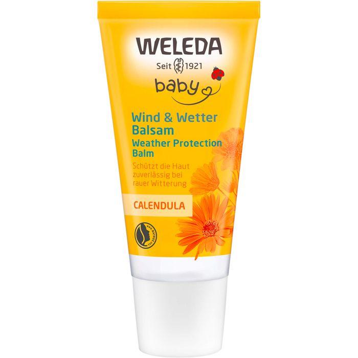 WELEDA Calendula Wind- und Wetterbalsam