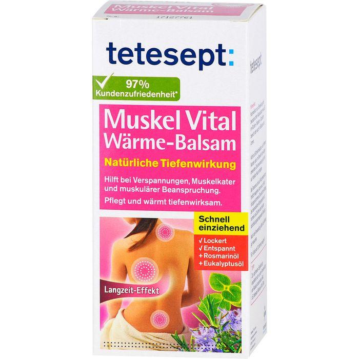 TETESEPT Muskel Vital Wärme-Balsam