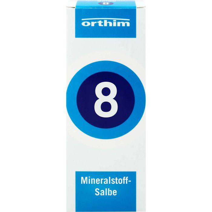 MINERALSTOFF-Salbe Nr.8