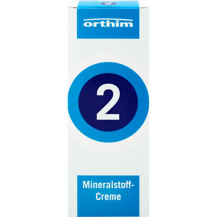 MINERALSTOFF-Creme Nr.2