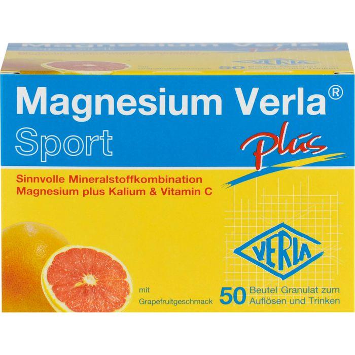 MAGNESIUM VERLA plus Granulat