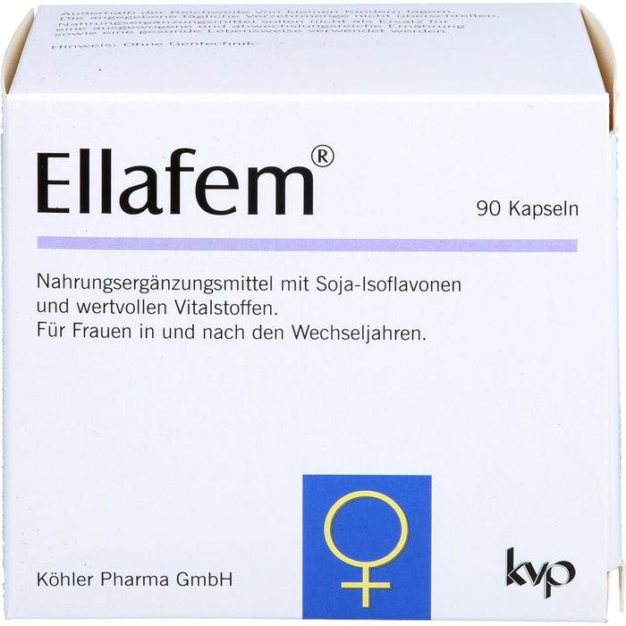 ELLAFEM Kapseln
