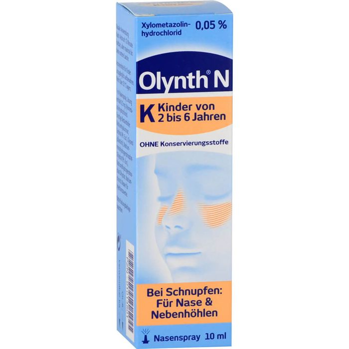OLYNTH 0,05% N Schnupfen Dosierspray ohne Konserv.