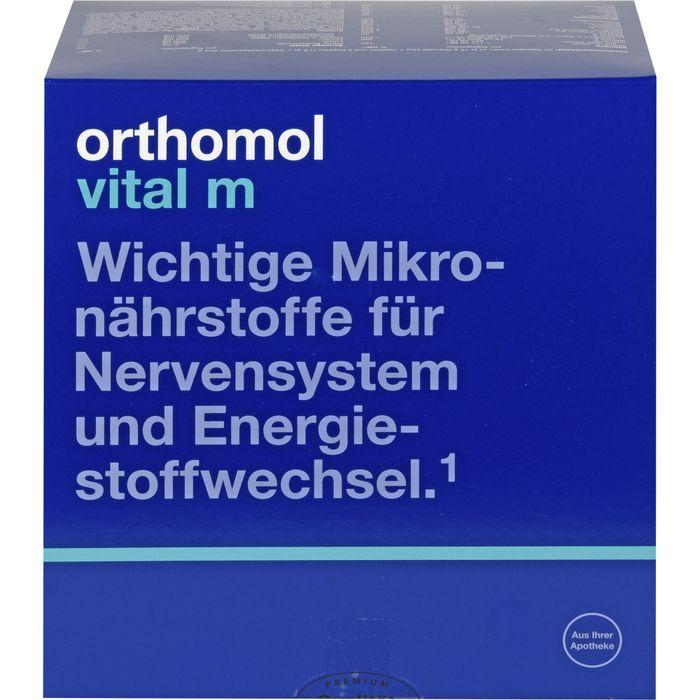 ORTHOMOL Vital M Grapefruit Gran./Kap./Tab.Kombip.