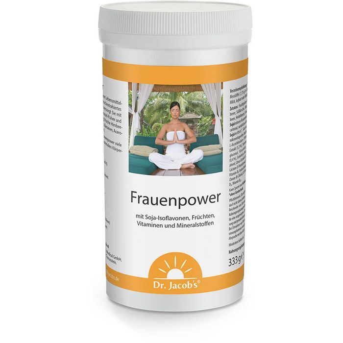 FRAUENPOWER Dr.Jacob's Pulver