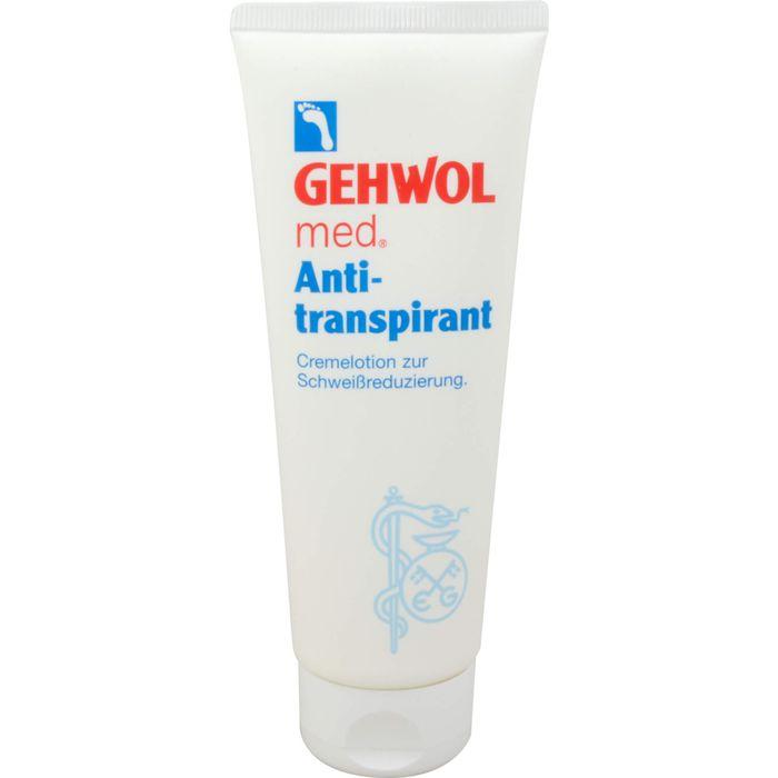 GEHWOL MED Antitranspirant Lotion