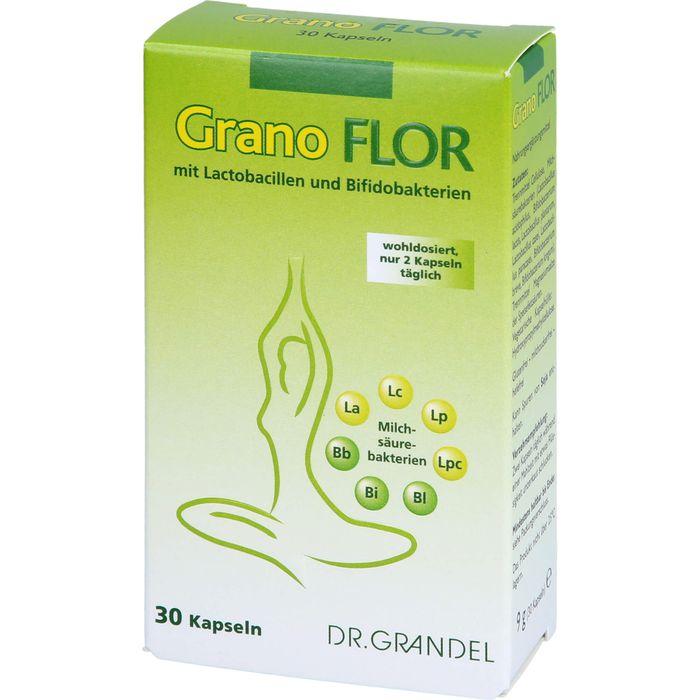 GRANOFLOR probiotisch Grandel Kapseln