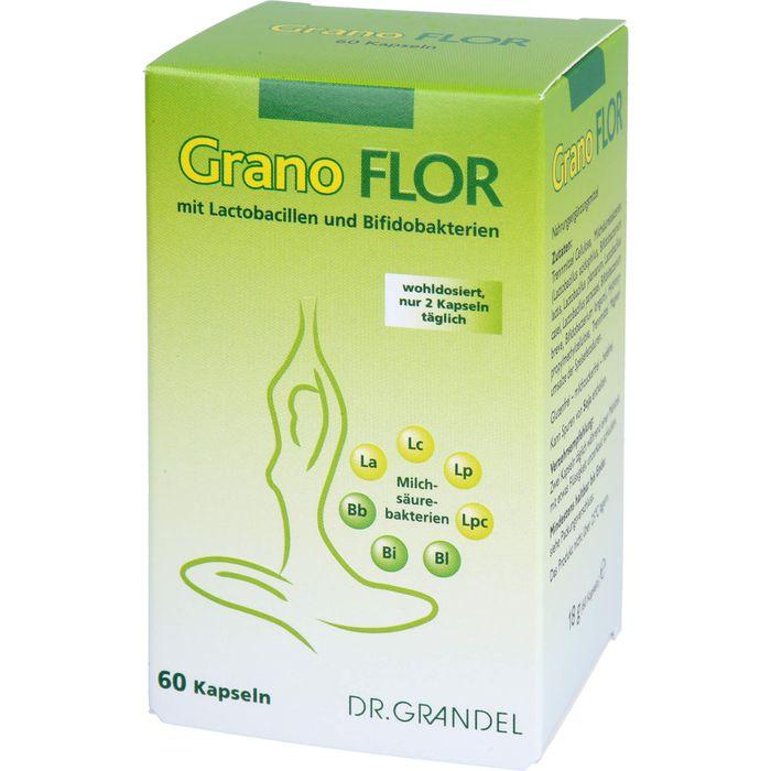 Dr. Grandel GRANOFLOR probiotisch Grandel Kapseln