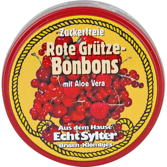 ECHT SYLTER Insel Klömbjes rote Grütze Bonbons