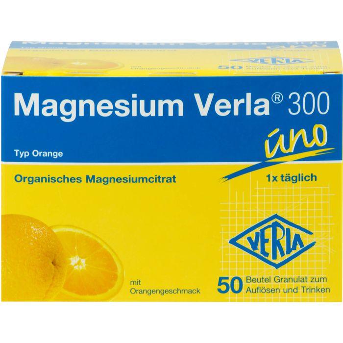 MAGNESIUM VERLA 300 Orange Granulat