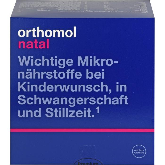 ORTHOMOL Natal Granulat/Kapseln 30 Btl.Kombipack.