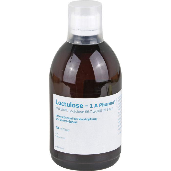 LACTULOSE-1A Pharma Sirup
