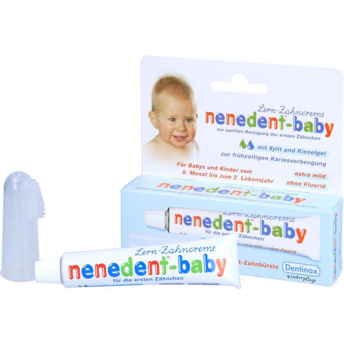 NENEDENT-baby Zahnpflege Set