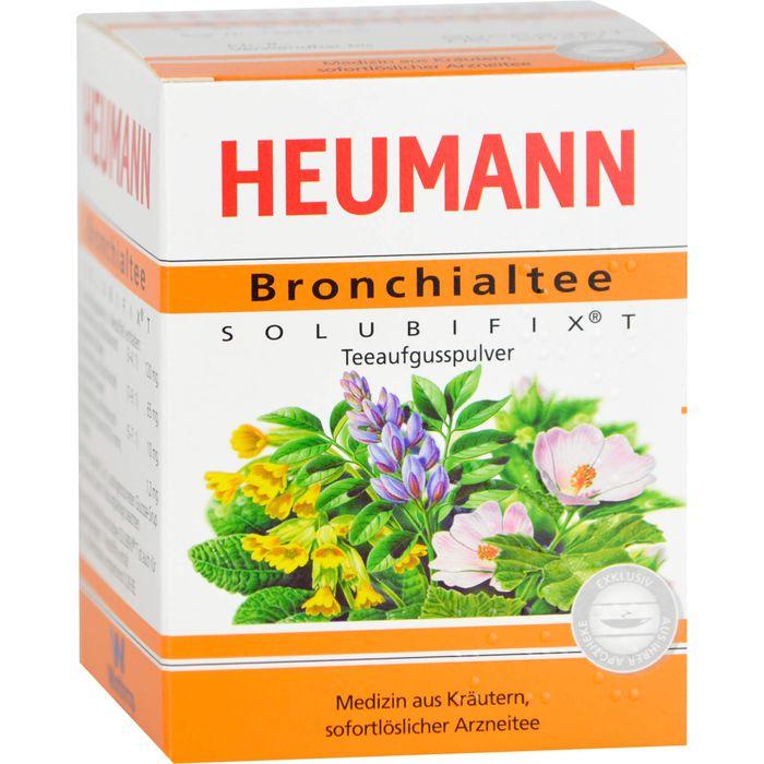 HEUMANN Bronchialtee Solubifix T