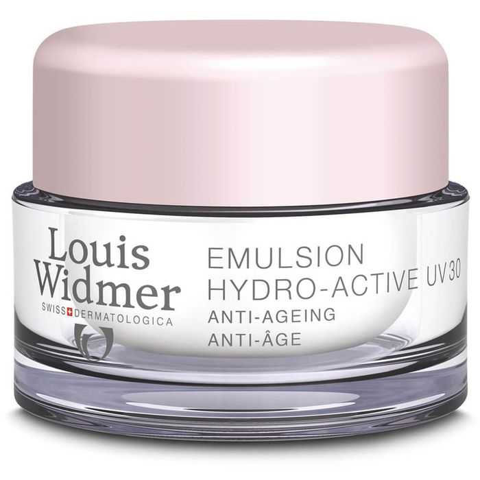 WIDMER Tagesemulsion Hydro-Active UV30 leicht parf