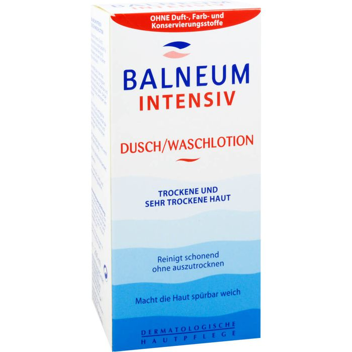 BALNEUM INTENSIV Dusch-u.Waschlotion