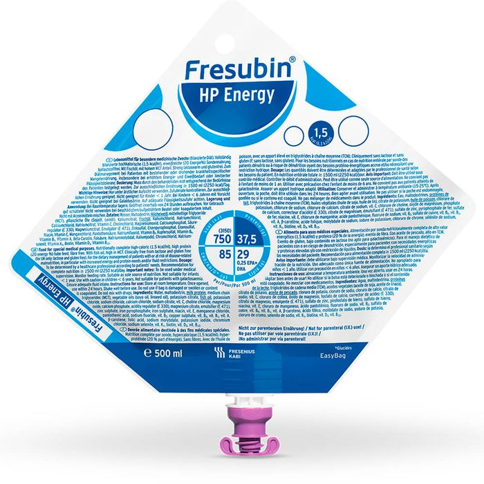FRESUBIN HP ENERGY Easy Bag