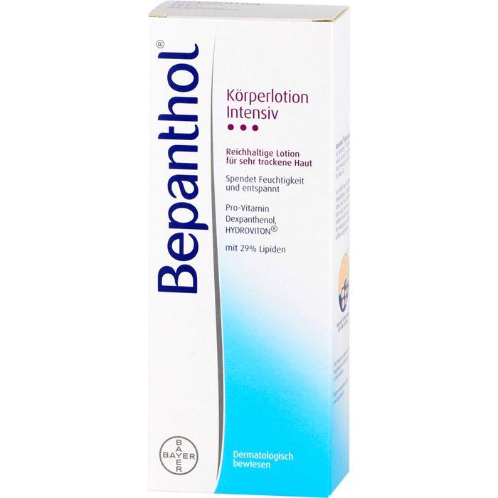 BEPANTHOL Intensiv Körperlotion Flasche